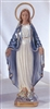 "Our Lady of Grace 16"" Pearlized statue"