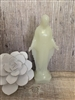 4 inch Our Lady of Grace Plastic Statue -Luminous