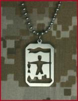 St Florian Pendant: Military Issue