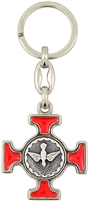 Holy Spirit Confirmation Keychain