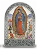 Our Lady of Guadalupe Standing Desk Plaque