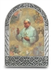 Saint John Paul II Standing Desk Plaque