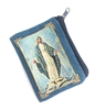 Our Lady of Grace Cloth Rosary Pouch 25-500-LG