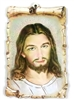 Face of Jesus Wall Plaque