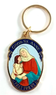 Good St. Anne Keychain