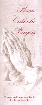 Basic Catholic Prayers Pamphlet