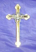 Brass Confirmation Cross NC202TT