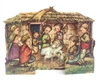 3D Children Nativity Scene RR-5005