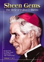 Sheen Gems : The Best of Fulton J. Sheen DVD