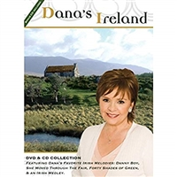 Dana's Ireland DVD & CD Collection.