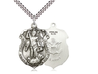 St. Michael the Archangel Army Medal 54482/24S