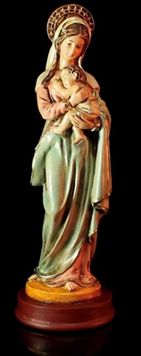 "Our Lady of Good Health 9"" Statue"