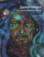 Sacred Images: A Coloring Book for Prayer by Judith Costello