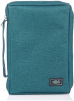 Small Sky Teal Bible Cover BBS617