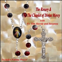 The Rosary & The Chaplet of Divine by Fr. Tim Sheedy & Susanna