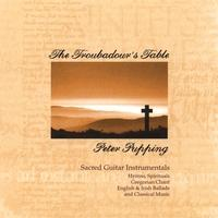 The Troubadour's Table - Peter Pulling CD