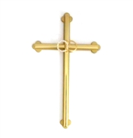 Jeweled Wedding 8'' Wall Cross CXA-17