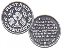 First Communion Pocket Coin MM1847