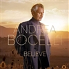 Andrea Bocelli Believe CD