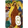 Love Holy Card with Medal HC-1132