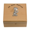 Baby Boy Wood Keepsake Box ST101