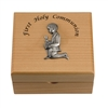 Communion Boy Wood  Keepsake Box ST103