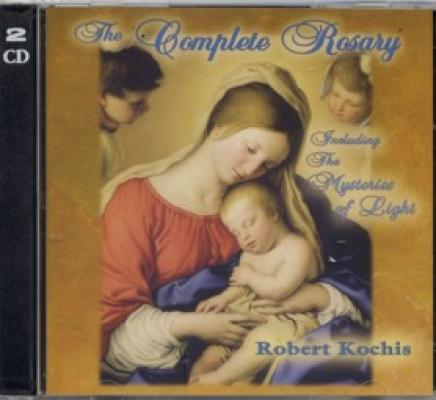 The Complete Rosary (Including the Mysteries of Light), 2 CD Set