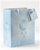 Boy Baptism Large Gift Bag with Gift Tissue 165-20-2003