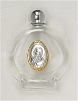 Large Padre Pio Holy Water Bottle 166-60-2255