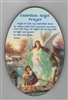 Guardian Angel Over Bridge Wall Plaque