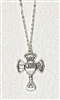 First Communion Cross on Chain 108-10-1003-ch18