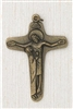 Brass Sorrowful Mother Passion Crucifix 171-11-9427