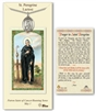 Saint Peregrine Pewter Medal and Holy Card PC7088PW