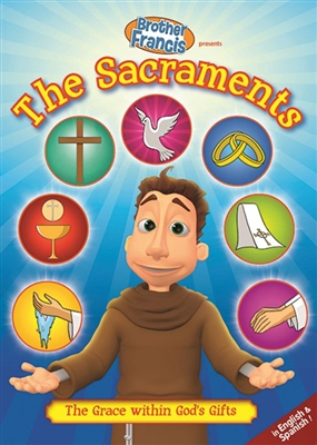 Brother Francis DVD:The Sacraments