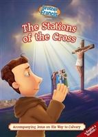 Brother Francis The Stations of he Cross DVD