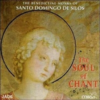 The Soul of Chant, The Benedictine Monk of Santo Domingo De Silos CD