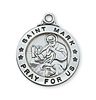 Sterling Silver St. Mark Pendant L600MR
