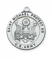 St Michael Army Medal L650AM
