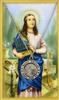 St. Cecilia Prayer Card Set PSD600
