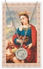 St. Elizabeth of Hungary Prayer Card PSD600EZ