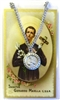 St. Gerard Majella Medal and Prayer Card Set