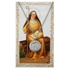 ST MONICA PRAYER CARD SET