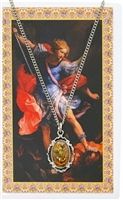 ST MICHAEL PRAYER CARD SET PSD735