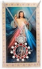 DIVINE MERCY ROSARY RING SET PSD9422