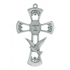 Confirmed in Christ Pewter Cross 77-20