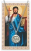 St. Timothy Medal with Prayer Card PSD600TY