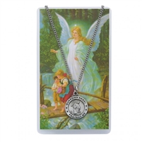 Guardian Angel Prayer Card Set
