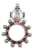 Divine Mercy Rosary Ring 94-22