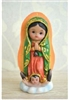 Baby Our Lady of Guadalupe Statue P204GU