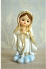 Baby Our Lady of Fatima Statue P204FA